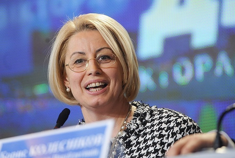Анна Герман. Фото: ИТАР-ТАСС/ Максим Шеметов