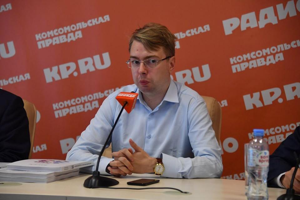 Политолог Александр Носович