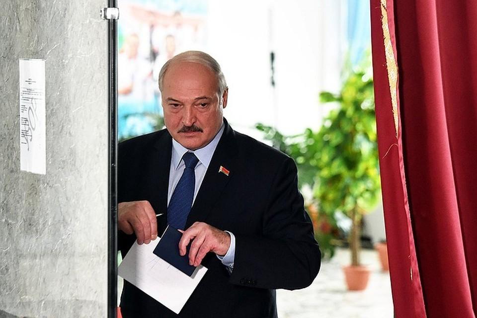 В Белоруссии прошли выборы президента