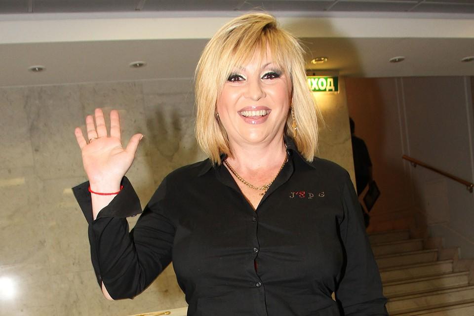 Во вторник, 11 августа, столичная полиция начала проверку по факту травмы головы известной эстрадной певицы 54-летней Валентины Легкоступовой.
