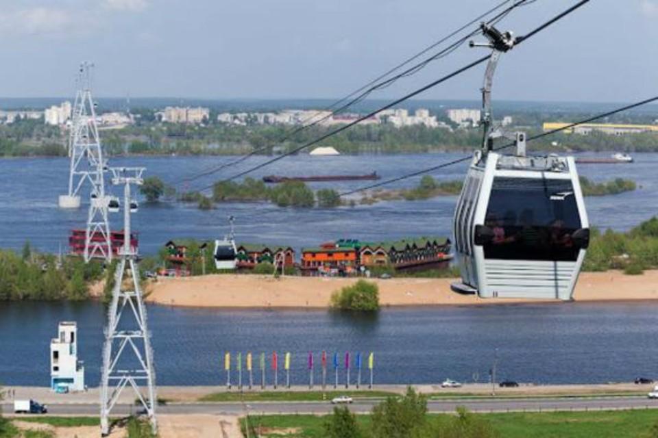 В Ростове построят канатную дорогу. Фото: соцсети