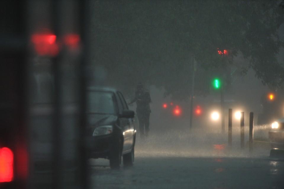 Ночью 14 августа в Приморье по прогнозам ожидаются сильные дожди
