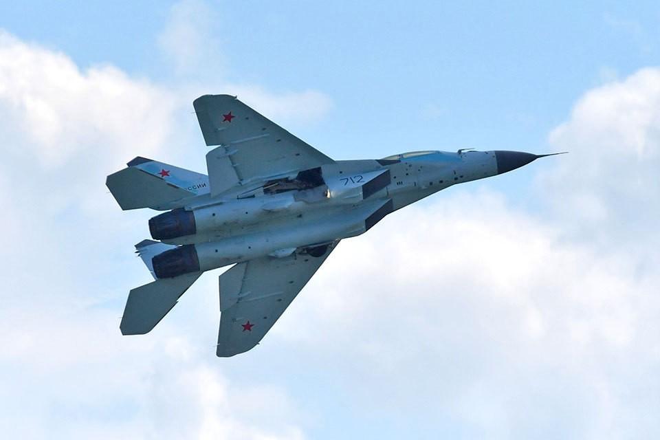 Российский многофункциональный истребитель МиГ-35