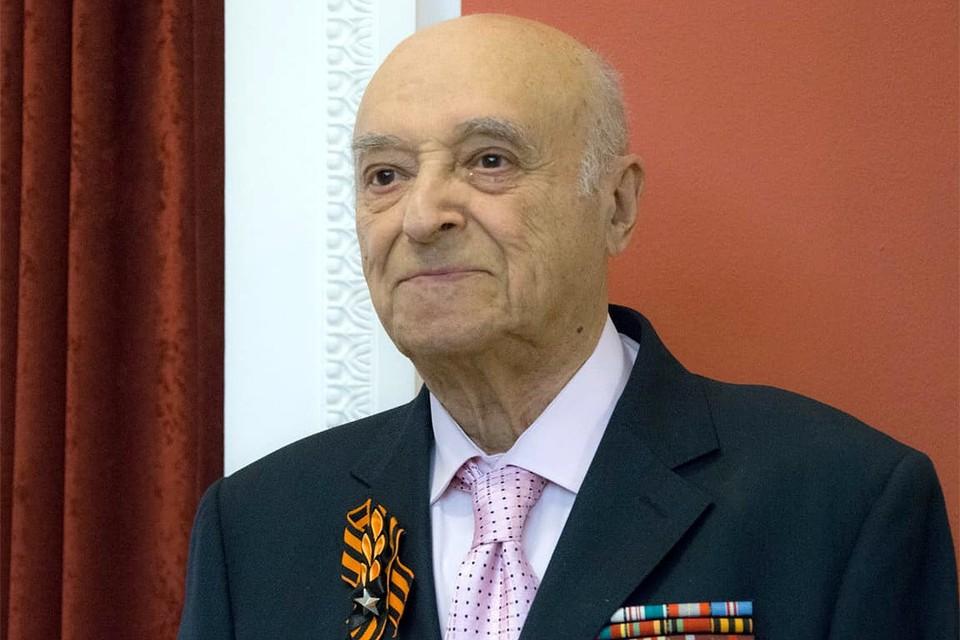 Актер Владимир Этуш. Фото из архива Елены Этуш