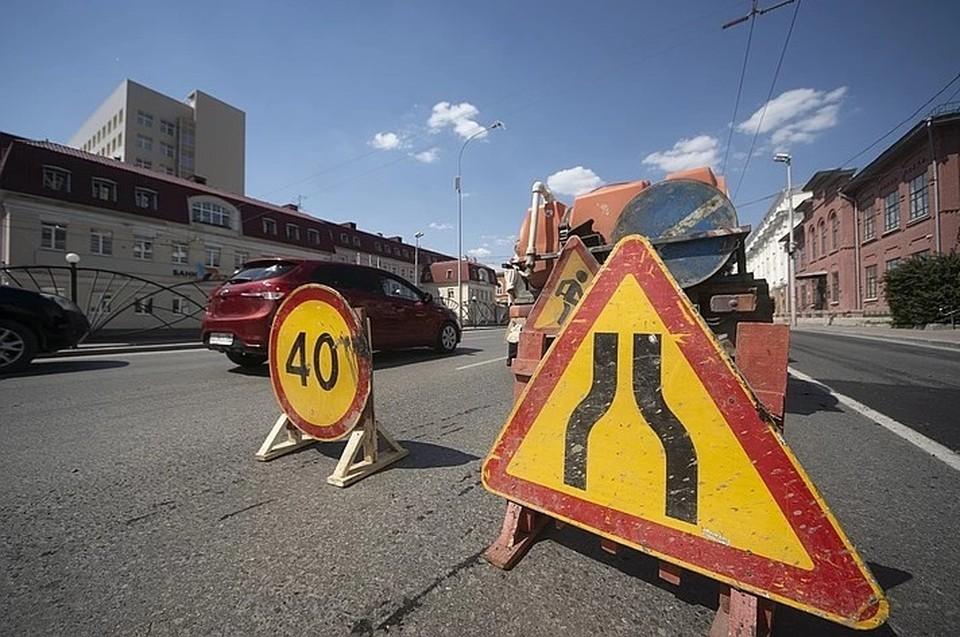 Водителей просят заранее планировать маршрут