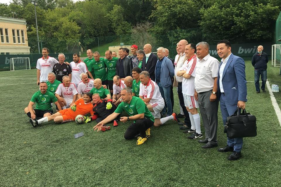 «Это была величайшая трагедия в истории советского футбола»: В Москве прошел матч в память о команде «Пахтакор», погибшей в авиакатастрофе