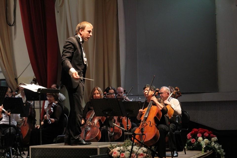 Концертная программа была легкой и создавала ощущение праздника