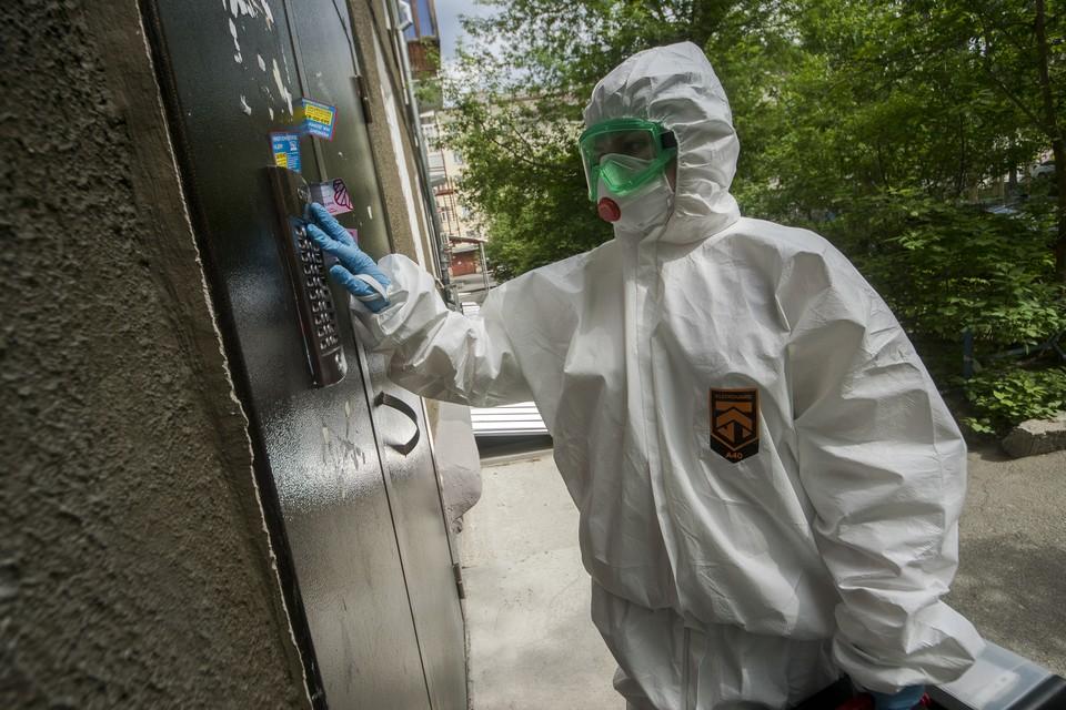 В Ростовской области из-за COVID-19 умерло уже 287 человек.