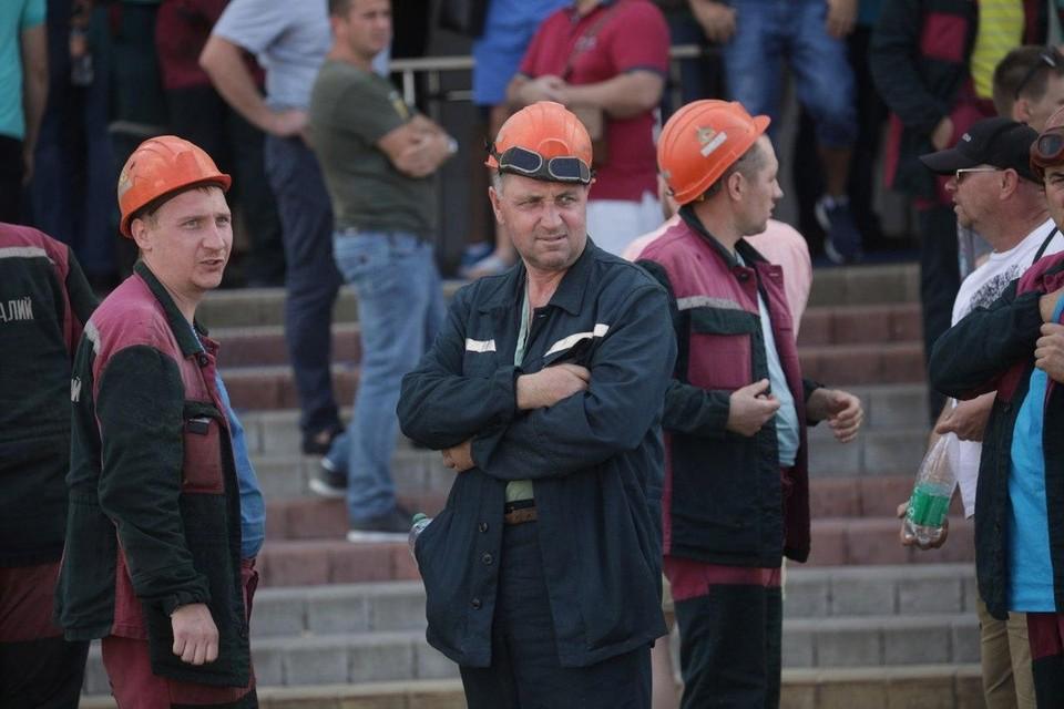 Еще одним предприятием, которое объявило о забастовке, стало одно из крупнейших предприятий Белоруссии – «Беларуськалий».