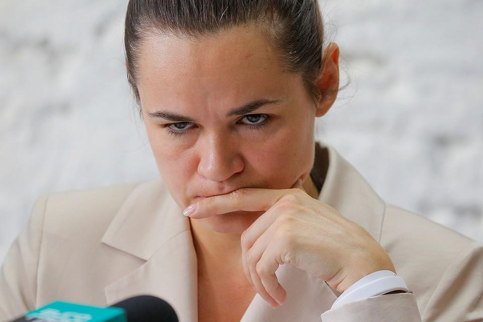 Штаб экс-кандидата в президенты Светланы Тихановской начал создавать в Белоруссии «Координационный совет по трансферу власти».