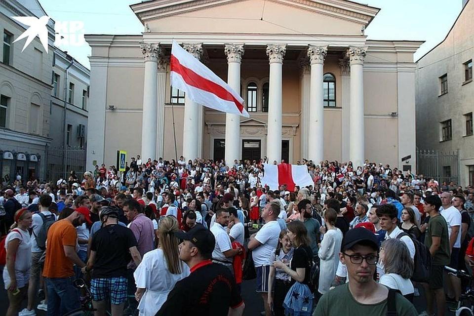 Протесты в Белоруссии все наперебой сравнивают с Майданом