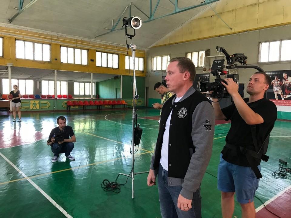 Фото: Роман Запороцкий, пресс-секретарь Президента ПБК «Локомотив-Кубань».