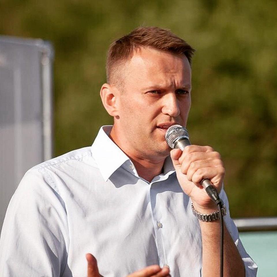 Сейчас Алексей Навальный в реанимации.