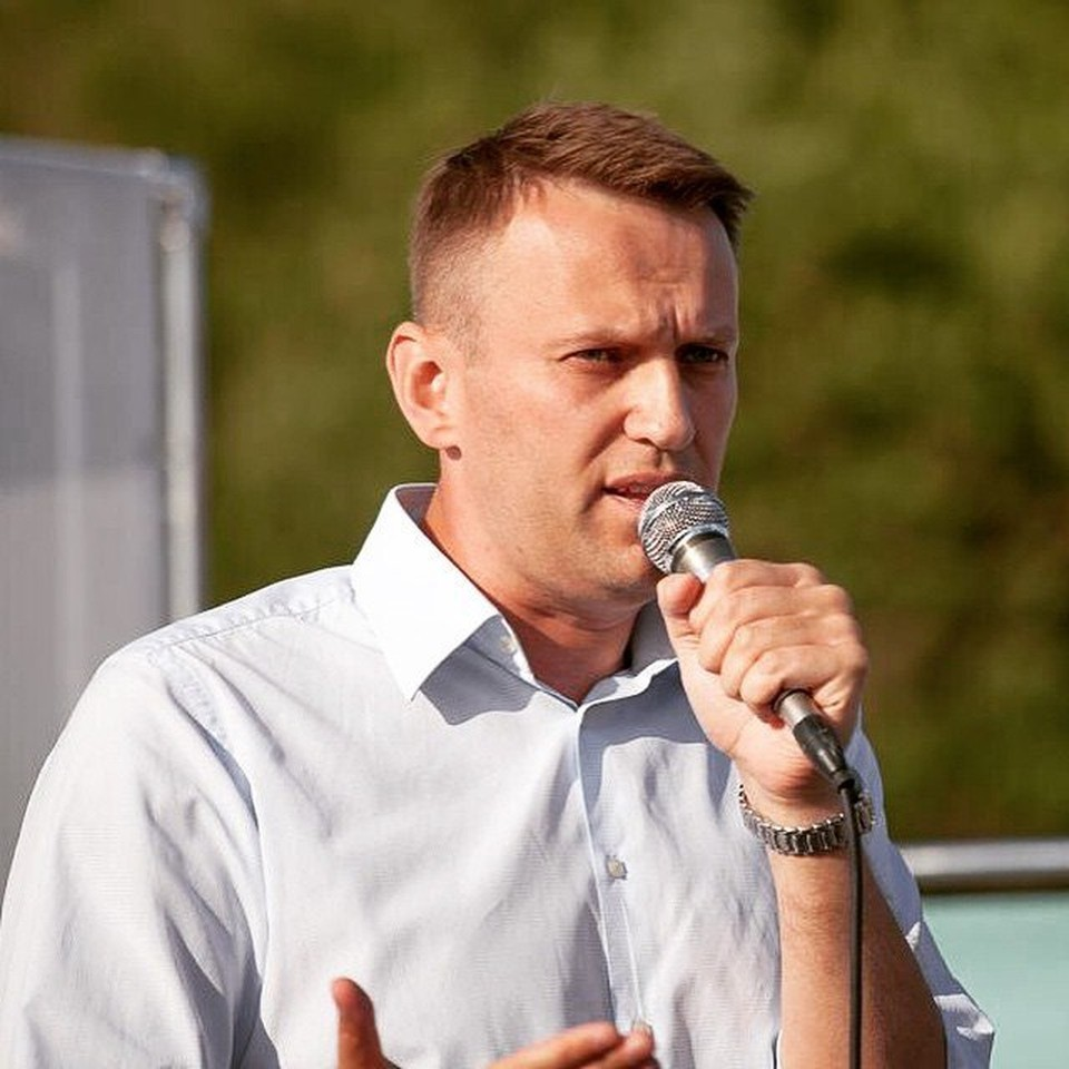 Сейчас Алексей Навальный находится в больнице. Фото: Кира Ярмыш