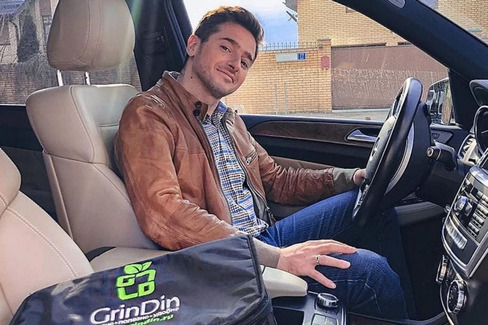 Человек, которого свидетель описывал как водителя машины Ефремова, - точь-в-точь актер Иван Стебунов