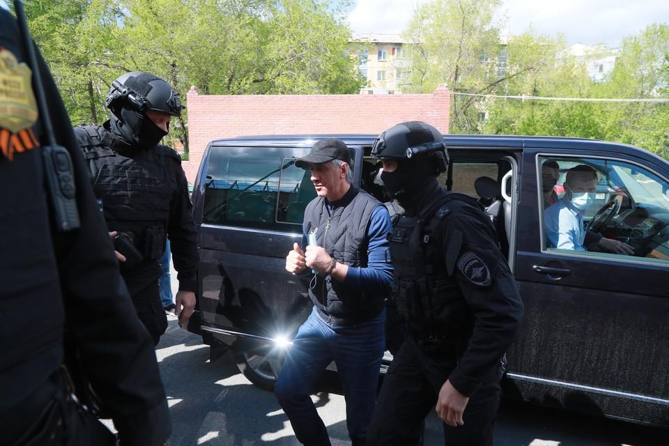 Против Анатолия Быкова возбуждено еще одно уголовное дело.