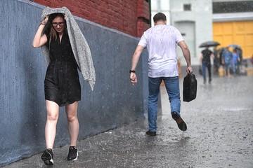 Третьяковку затопило: Москву накрыл рекордный ливень