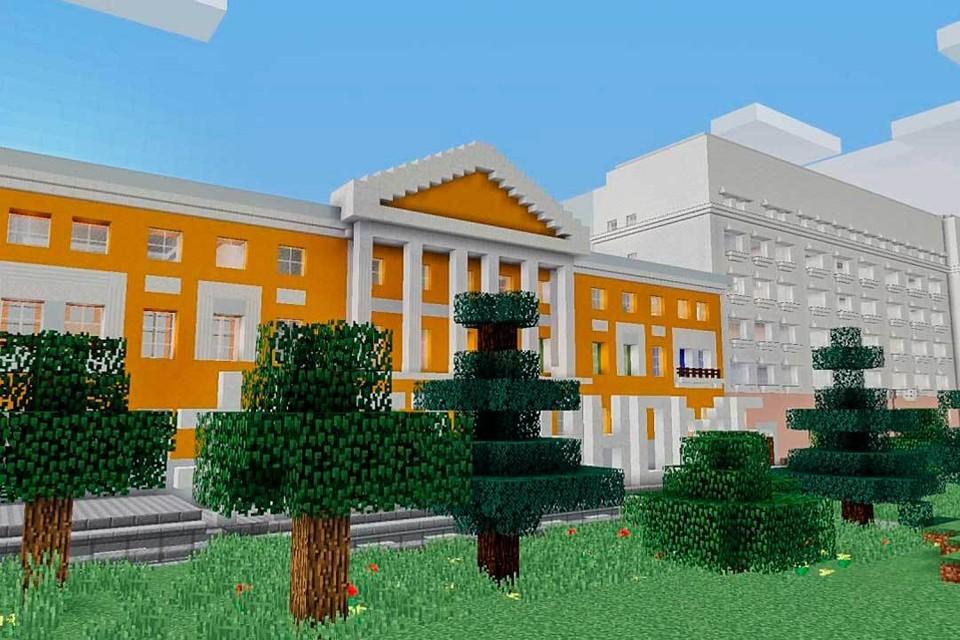 В последние годы платформа Minecraft активно используется для реализации серьезных образовательных и коммерческих архитектурных проектов.