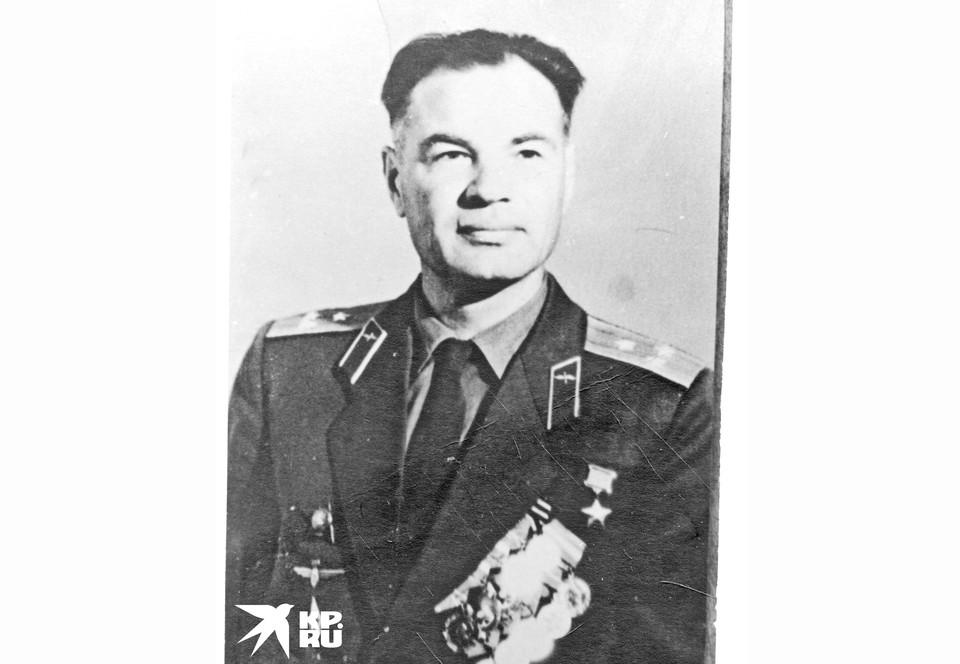 Герой Советского Союза Павел Галкин. Фото: архив Рязанского кремля.