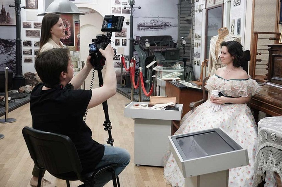 Дистанционный формат все-таки не заменит уникальную музейную атмосферу. Фото: музей истории Хабаровска