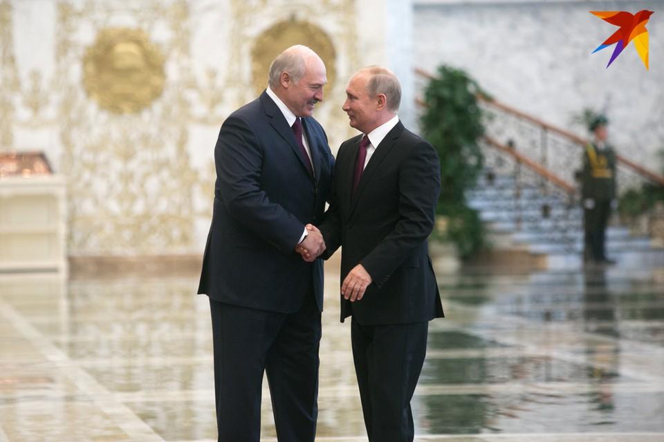 По подсчетам российских СМИ, президенты созванивались уже пять раз с начала протестов в Беларуси.