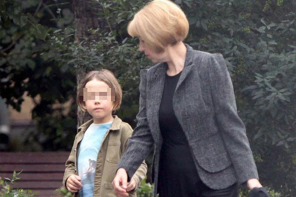 На днях достоянием общественности стали фотографии сына Жанны Фриске.