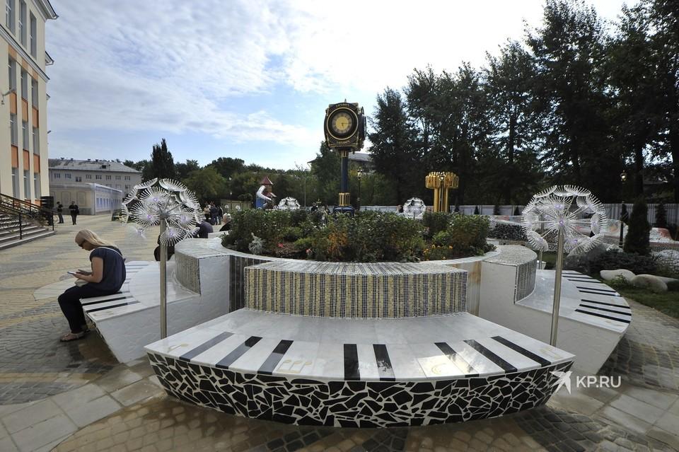 Дизайнеры вдохновились работой всемирного архитектора Антонио Гауди.