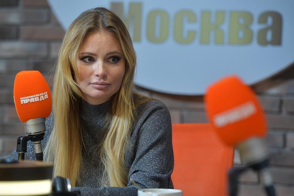 «Комсомолка» позвонила известной телеведущей Дане Борисовой