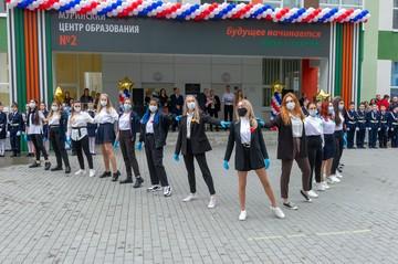Как прошел День знаний в Ленинградской области