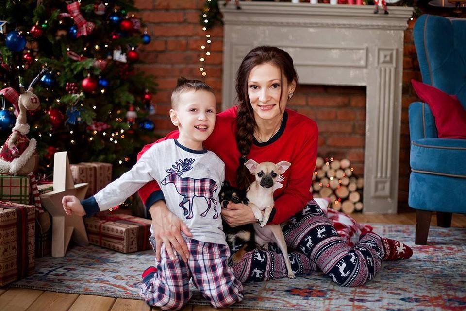 В Красноярске родители увели первоклашек фотографироваться подальше от мальчика-инвалида. Фото: личный архив Анастасии Смирновой