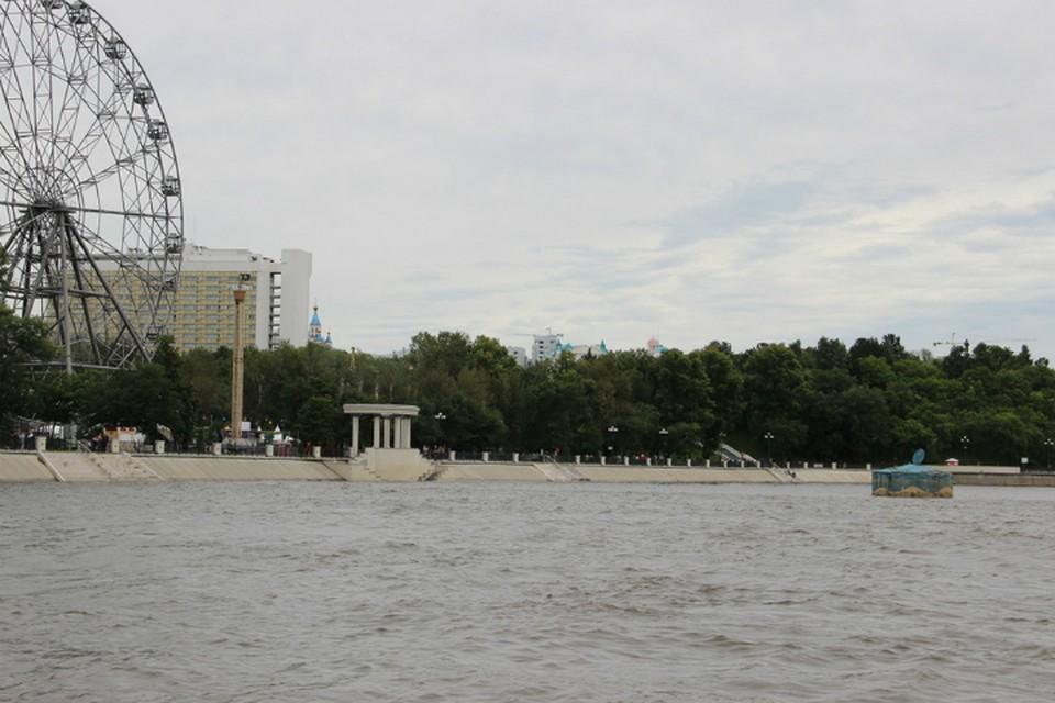 Смоет ли Амур Хабаровск: гидрологи предупреждают, что река меняет русло и уходит в протоки