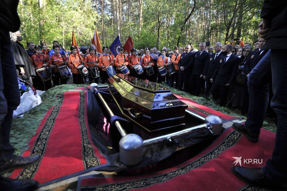 Похороны состоялись 3 сентября.