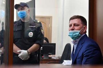 Прокурор: Фургал держал банду для устранения неугодных