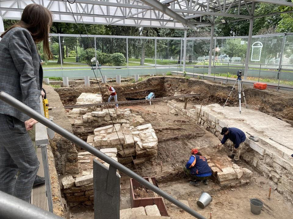 """Археологи обнаружили останки """"великолепного"""" дворца эпохи библейского еврейского царства"""
