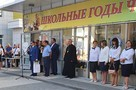 Воронежские школьники пошли в первый раз в Агро-класс