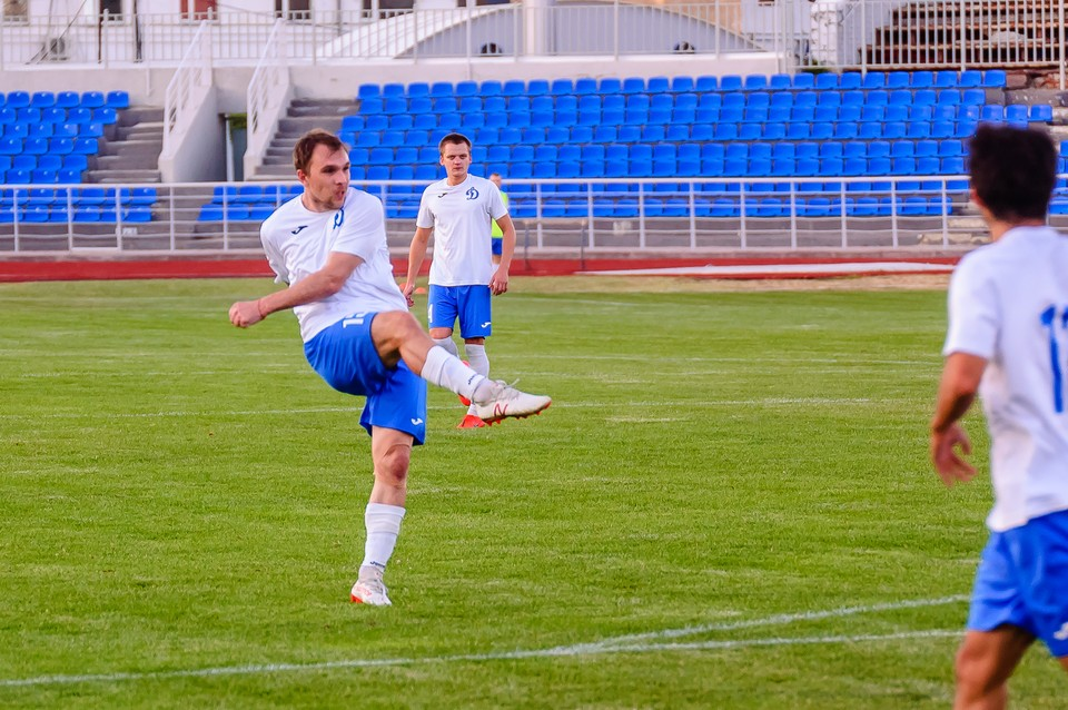 Фото: пресс-служба ставропольского футбольного клуба