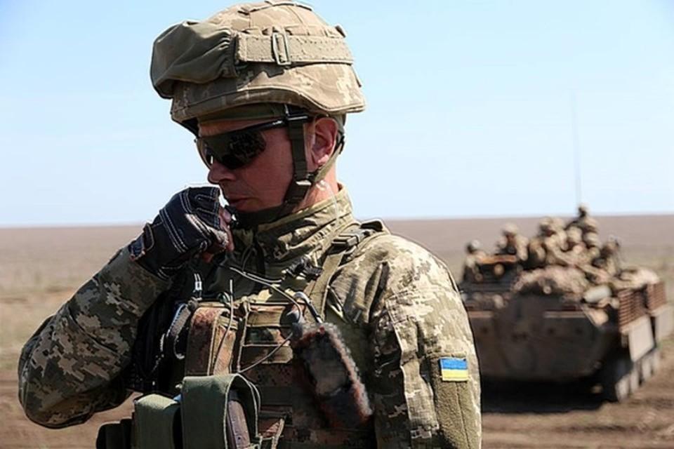 """ВСУшники возмущаются, что по сути ими командуют """"сепары"""". Фото: Минобороны Украины"""