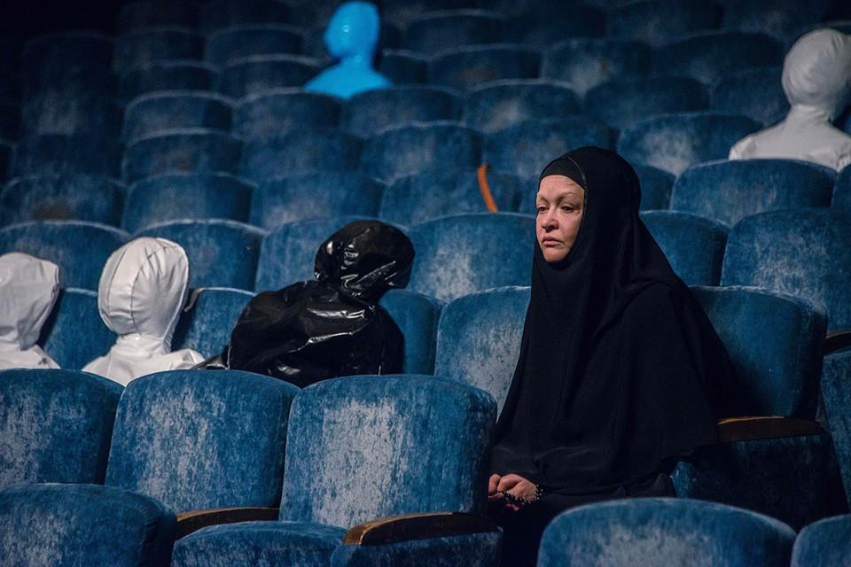 На фестивале показали новый фильм Ивана Твердовского «Конференция»