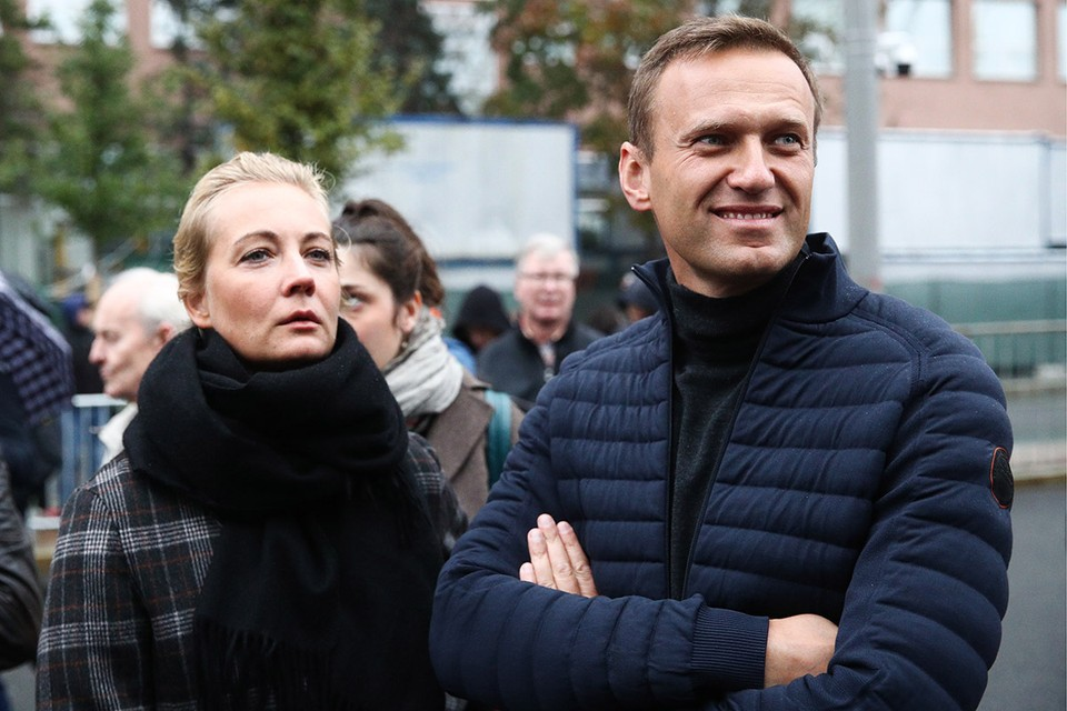 Почему жена оппозиционера резко отреагировала на обращение всемирно известного доктора к немецким коллегам? Фото: Сергей Бобылев/ТАСС