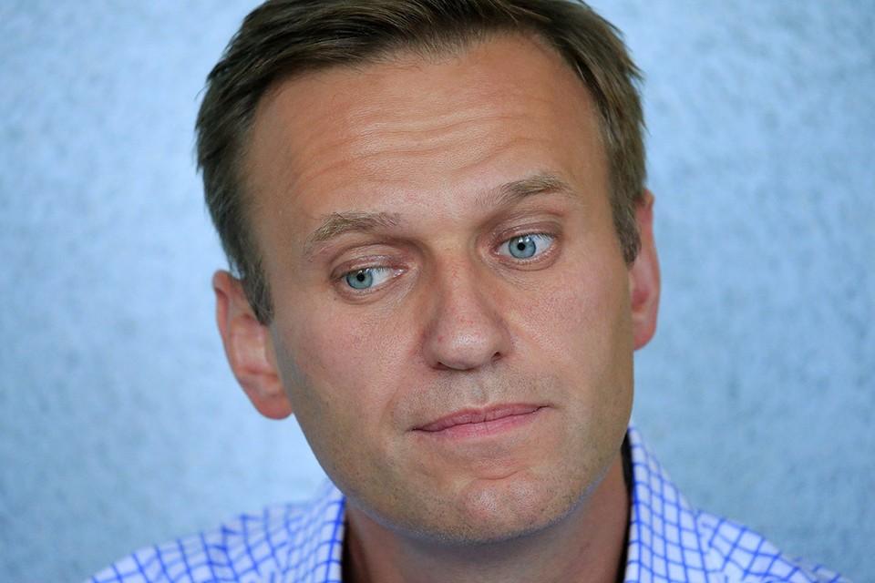 """Оппозиционер и блогер Алексей Навальный, находящийся в берлинской клинике """"Шарите"""", остается в коме."""