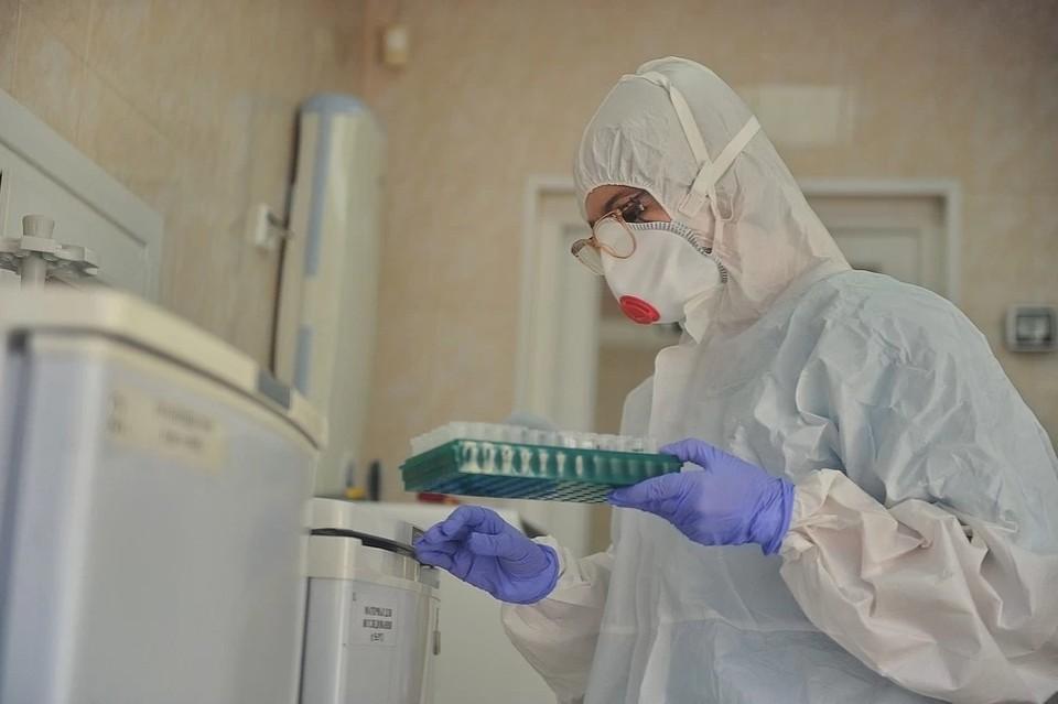 За все время коронавирус в ДНР был выявлена у 2686 жителей