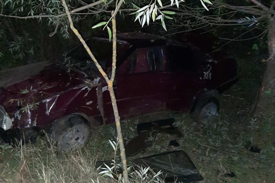 Шесть человек пострадали в аварии в Нижегородской области.