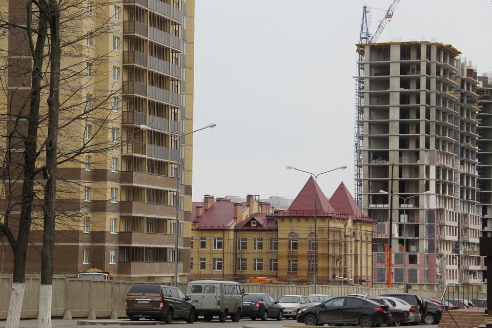 Ожидается, что к 2041 году будет построено 47,6 млн кв.м. квартир