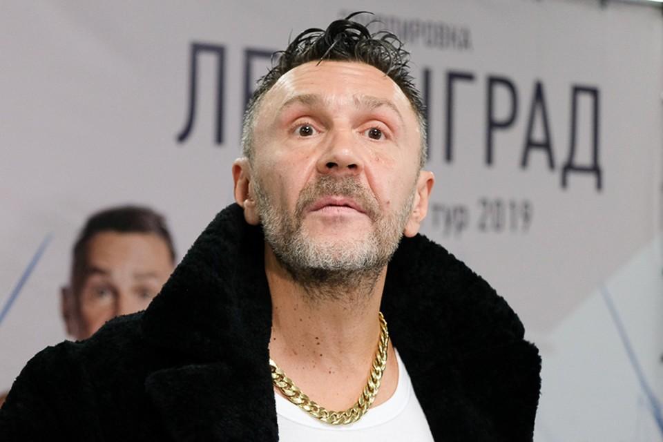 Шнуров написал стихи о приговоре Ефремову