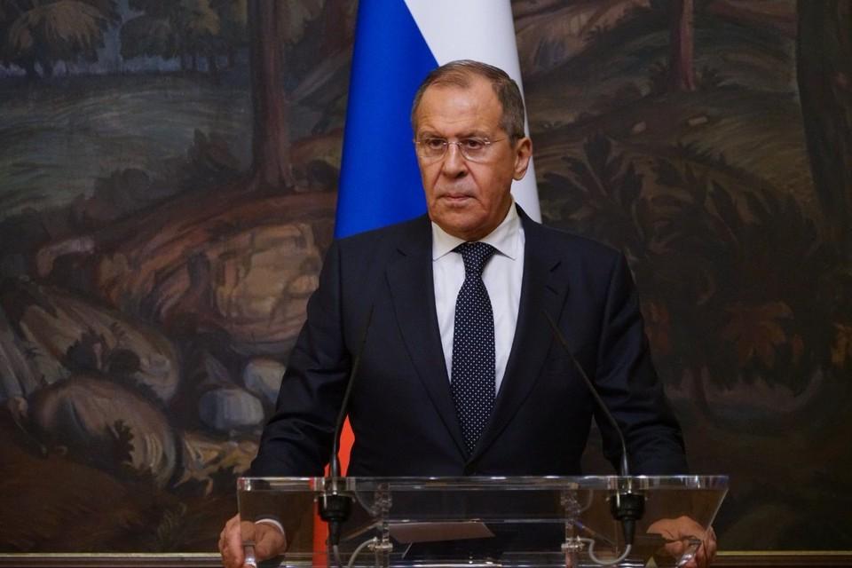 Министр иностранных дел Сергей Лавров возмутился работой властей Германии