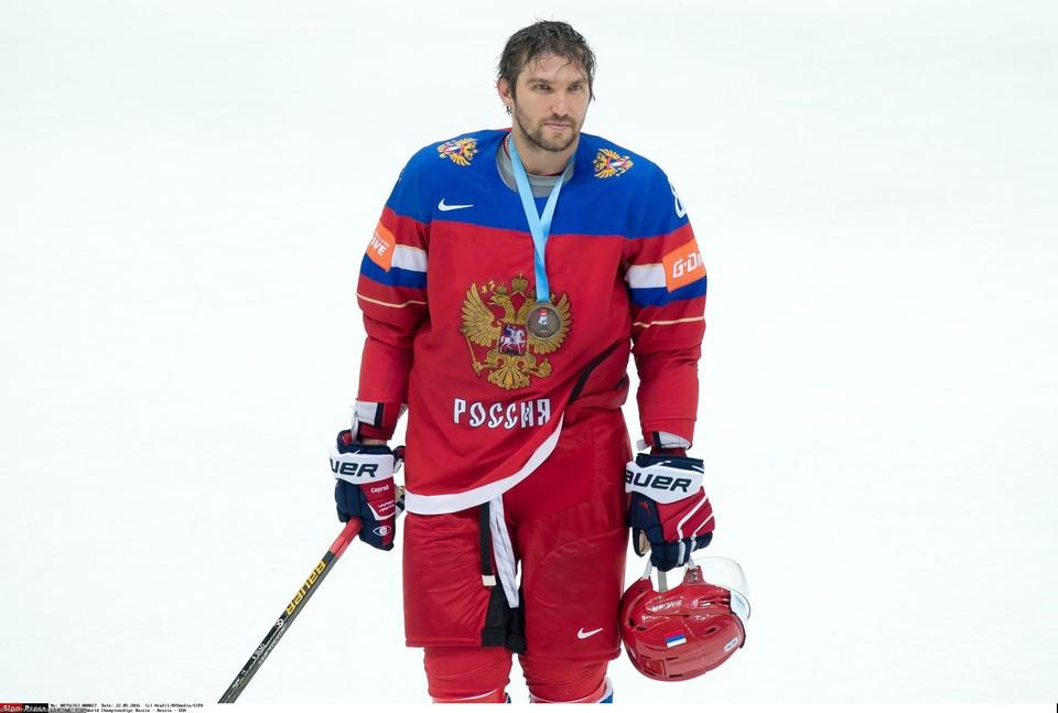 Александр Овечкин может вернуться в Россию