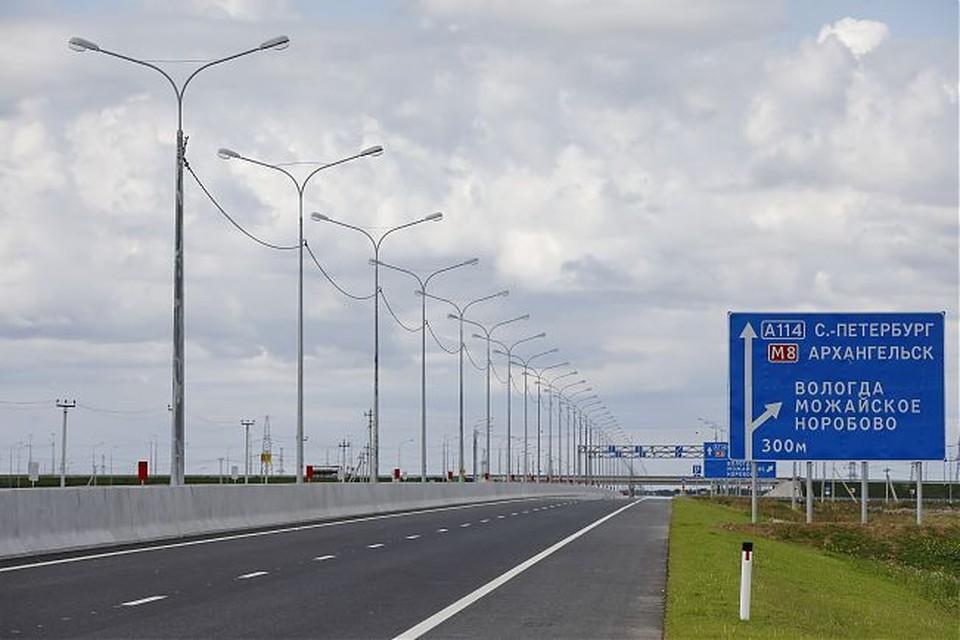 Обход Вологды - это еще и транспортный узел Северо-Запада.