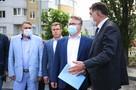 Мэр Вадим Кстенин призвал воронежцев активнее оставлять заявки на благоустройство придомовых территорий