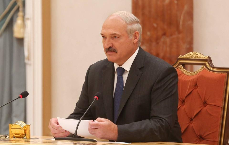 Лукашенко заявил, что в стране важно вернуть безопасный режим
