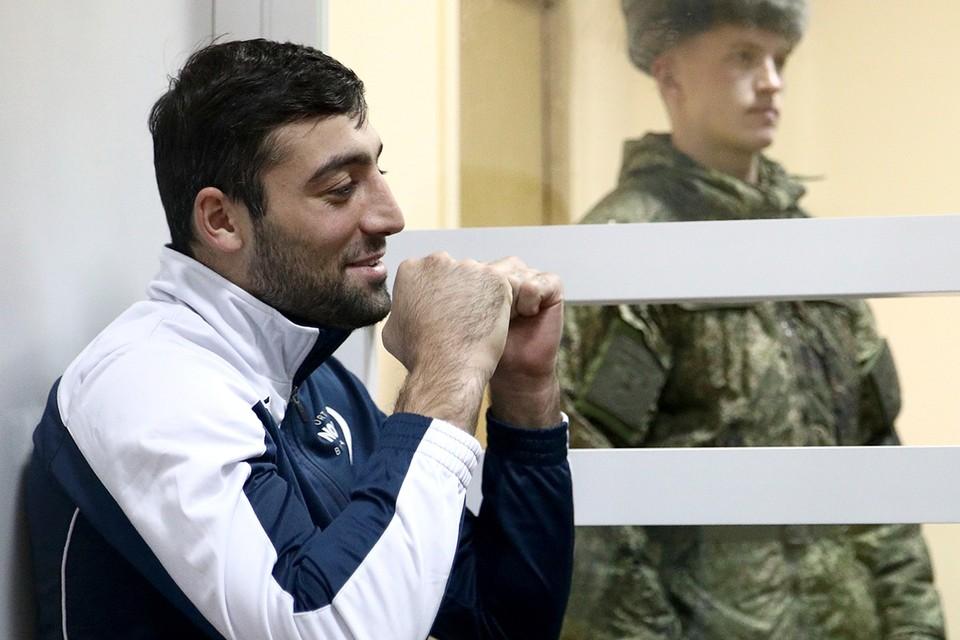 235-й военный гарнизонный суд вынес решение по делу боксера Георгия Кушиташвили. Фото: Сергей Бобылев/ТАСС